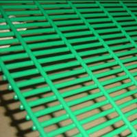 Wholesale PVC Coated Welded Mesh Panel Fencing Wire Mesh,garden fencing from china suppliers