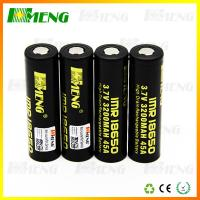 Wholesale 3200Mah18650 Lifepo4 Cell Lithium Ion Rechargeable Battery 3.7V Black from china suppliers