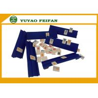 Wholesale Indoor Family Games Custom Rummy Tiles Game Set Playing Dominoes For Six People from china suppliers