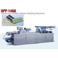 Wholesale Pharmacy Tablet Blister Packing Machine , Alu PVC Blistering Machine from china suppliers