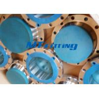 Wholesale ASME / ANSI B16.5 SAF2205 / 2507 Flanges Pipe Fittings , Duplex Steel Slip On Flange from china suppliers