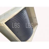 Buy cheap Large Scale Black Nylon Drum Sleeves And Drum Shells For Winch GJB ISO Listed from wholesalers