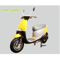 Wholesale Fashion Design Two Wheeler E Bike Scooter Gogo 600w 48v 20ah Removable Battery from china suppliers