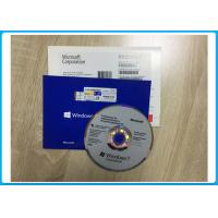 Wholesale 2 GB RAM Windows 7 Pro Retail Box Builders OEM COA License & 64 Bit DVD from china suppliers