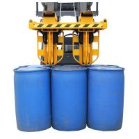 Wholesale Heavier Design  6 Drums Once 500Kg*6 Forklift Drum Handler for Crane from china suppliers