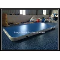 Wholesale 12m Inflatable Air Track / Inflatable Air Mat for Gym Training from china suppliers