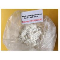 Wholesale 897-06-3 Pre Made Steroids 1 4 androstadienedione/Androsta-1, 4- Diene-3, 17- Dione Powder from china suppliers