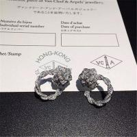 Wholesale Piaget Rose Earrings 18k gold  white gold yellow gold rose gold diamond Earrings from china suppliers