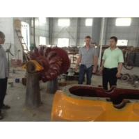Wholesale High Efficient Small Hydro Turbines / Micro Hydro Turbine Generator for Hydro Power Station from china suppliers