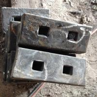Wholesale Impact crusher spares impact crusher liner plates impact crusher wear resistant blow bars from china suppliers