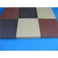Wholesale ASA Wood Plastic Composite Foam Decking Tiles for Backyard / Garden from china suppliers