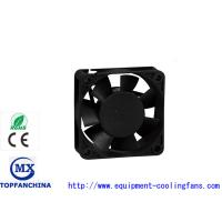 Quality Waterproof DC Axial Fans 60MM , Blushless Axial Industry Exhaust Fans for sale