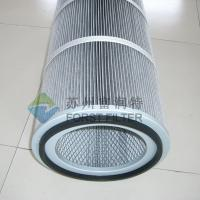 Wholesale FORST Aluminum Pleated Industrial Polyester Air Filter Manufacturer from china suppliers