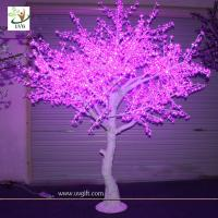 Wholesale UVG Led Christmas Tree light Cherry Flower Garden Decoration from china suppliers