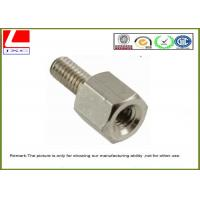 Wholesale Cnc Turning Stainless Steel Machining SS Fastener Male Female Standoff Thread Bolts from china suppliers