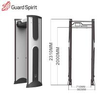 Wholesale Intelligent Alarm Portable Metal Detector Archway Controller Setting Outdoor Use from china suppliers