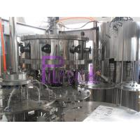 Wholesale PLC Control 3 in 1 Carbonated Drink Filling Machine for PET Bottles from china suppliers