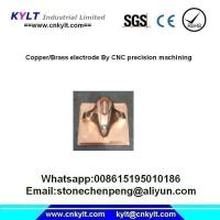 Quality Copper/Brass CNC precision machining parts for sale