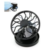 Wholesale Mini solar fan with hat clip Sun power energy from china suppliers