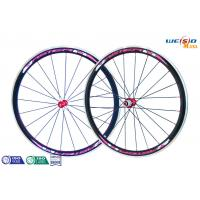 Wholesale Glossy Surface Alloy 6061 T6 Aluminum Bicycle Wheels , 12 Inch to 22 Inch from china suppliers