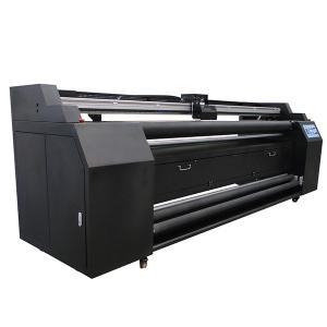Quality 1.8M Digital Sublimation Printing Machine / Flag Printer Machine for sale