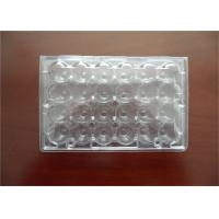 Wholesale Professional Plastic Quail Egg Trays , Clear Plastic Egg Cartons With Holes from china suppliers