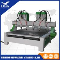 Wholesale Multi Head CNC Router Woodworking Machine With 6 Heads DSP Control System from china suppliers