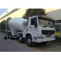 Wholesale Sinotruk HOWO Concrete Mixer Truck 290hp 336hp 371hp 12 Wheeler 14M3 cement mixer truck from china suppliers