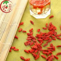 Wholesale Ningxia Pure Dried Goji Berries Wholeslae Low pesticide EU Standrad Wolfberry from china suppliers