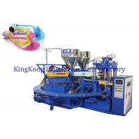 Wholesale Ladies Jelly Plastic Sandals Footwear Making Machine / Chappal Making Machine 2 Colors from china suppliers