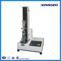 Wholesale USA Sensor Universal Tensile Tester , Electrical Control Peel Strength Testing Machine from china suppliers