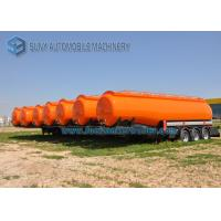 Wholesale High Capacity International Goose Neck Oil Tank Trailer 45000L 3 Axle from china suppliers
