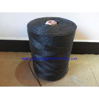 Buy cheap Submarine Armouring Cable Filler Material Splityarn Black Color 2mm - 3mm Diameter from wholesalers