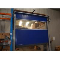 Wholesale Automatic accelerate High Speed Rolling Door for car washing shop from china suppliers