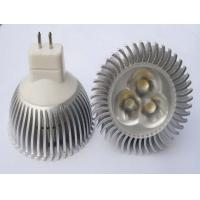 Wholesale MR16 3 Watt LED Spotlight Bulbs / COB DC 12V LED Spot Lights for Museum and Exhibition Hall from china suppliers