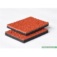 Wholesale Weather Resistant Sandwich Rubber Running Track Surfaces For Stadium from china suppliers