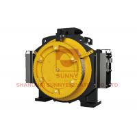 Wholesale Lift Elevator Parts / Gearless Traction Machine Load 630kg Speed 1~1.75m/s from china suppliers