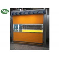 Wholesale Intelligent  Cleanroom Air Shower / Cargo Air Shower With PVC Curtain Roller Fast Shutter Door from china suppliers