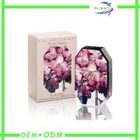 Wholesale Beautiful Delicate Perfume Box  Decorative Velvet Wrapping , Perfume Paper Box from china suppliers