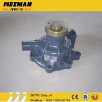 Wholesale SDLG orginal WATER PUMP 1215 9779  , engine spare parts  for 226B engine from china suppliers