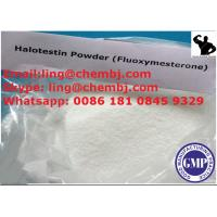 Wholesale White Powder Halotestin Fluoxymesterone For Male Hypogonadism Treatment from china suppliers
