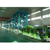 Quality Continuous GI Steel Sheet Hot Dip Galvanizing Line Steel Roll Forming Machine for sale