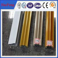 Wholesale 6063 t5 aluminum profiles custom products triangle pipe / electrophoresis aluminium pipe from china suppliers