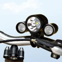 Wholesale 2000Lms Brightness CREE T6 Plus CREE Q5 Waterproof Aluminum Alloy Bike/Bicycle Lamp/Light from china suppliers