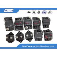 Wholesale Manual Reset Switch Change 100AMP 12V 24V 42V DC Circuit Breaker from china suppliers