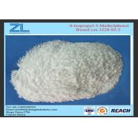 Wholesale White crystals Cosmetic Raw Materials for acne treatment  4-Isopropyl-3-Methylphenol from china suppliers