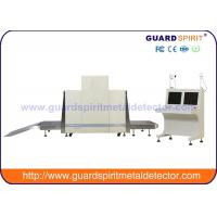 Wholesale Airport Security X Ray Scanner For Cargo Inspection Machine GUARD SPIRIT XJ10080 from china suppliers