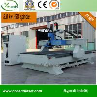 Wholesale Wood Door Design CNC Router Machine Auto Tool Change from china suppliers