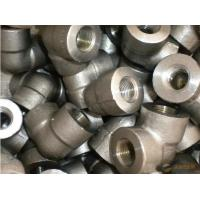 "Wholesale Supply 1/2""-4"" 3000LB A105N forged NPT Femal Male  thread Tee from china suppliers"