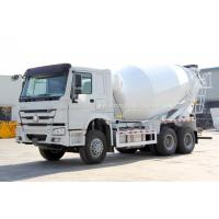 Buy cheap HOWO Mixer Trucks- 371HP - 9m3, Concrete Mixer Trucks, Mixer Trucks-8m3, HOWO Mixer Body, 10m3 Mixer Trucks from wholesalers